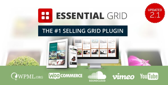 Essential Grid - WordPress Plugins