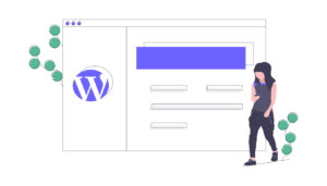 Gratis WordPress hjemmeside