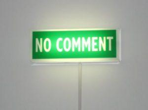 Deaktiver kommentarer på din WordPress blog