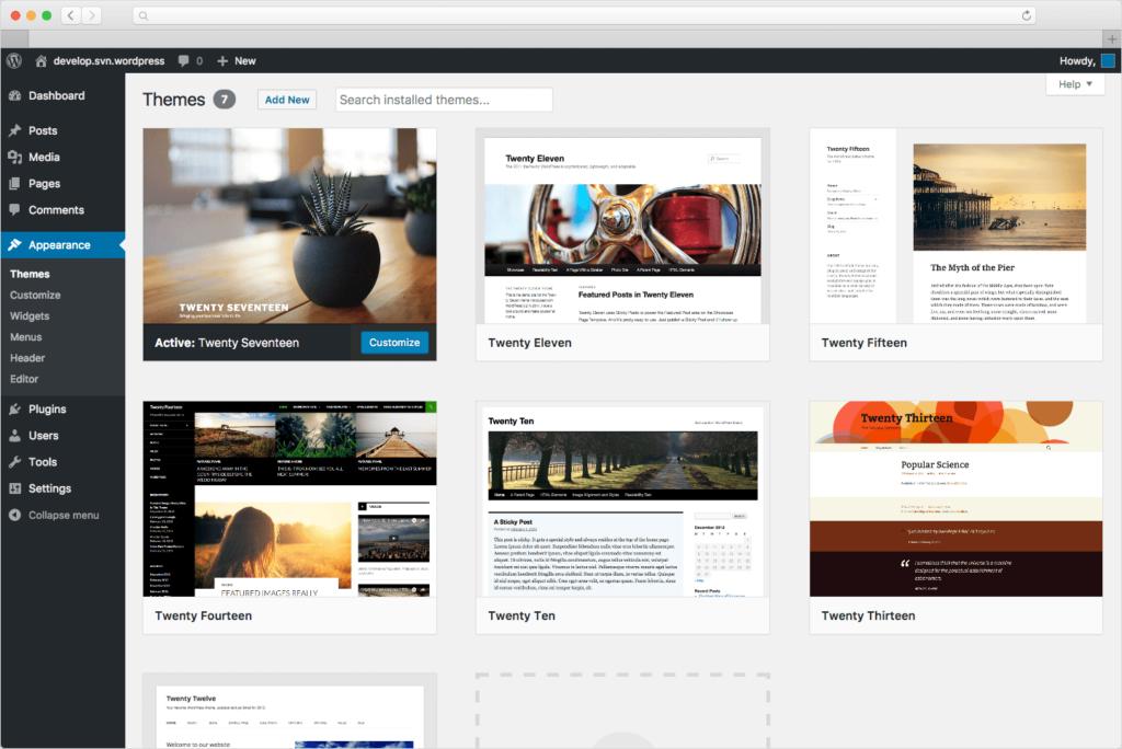 Hvad er WordPress?
